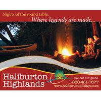Haliburton Highlands CAA Ad